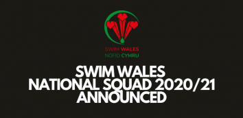 Swim Wales National Squads 2020/21 Announced