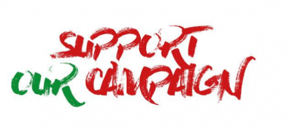Support our Campaign