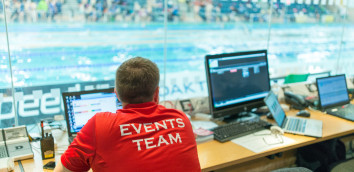 Swim Wales Event Officer Vacancy
