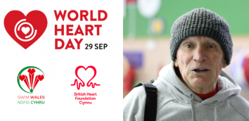 World Heart Day - Pete's Story